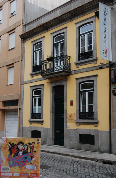 L'Alliance Française de Porto